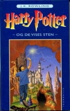 کتاب هری پاتر زبان دانمارکی Harry Potter og de vises sten