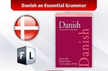 کتاب زبان دانمارکی An essential grammar danish
