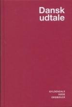 کتاب فرهنگ لغت تلفظ دانمارکی Udtaleordbog