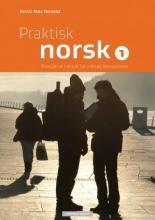کتاب زبان نروژی پرکتیس نوشک Praktisk norsk 1. Øvingsbok i norsk for A1 og A2 چاپ رنگی دیجیتال