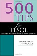 کتاب 500Tips for TESOL Teachers