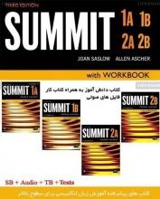 پک کامل سامیت 4 جلدی ویرایش سوم Summit 3rd +CD