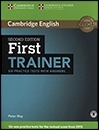 کتاب Cambridge English First Trainer Six Practice Tests 2nd Edition
