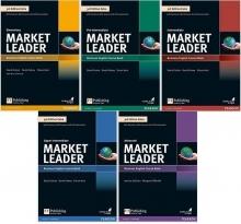 مجموعه 5 جلدی Market Leader