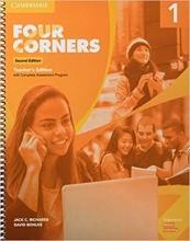 كتاب معلم (Four Corners Level 1 Teacher's Edition (2ND