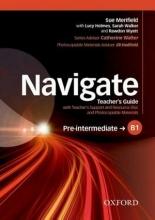 کتاب Navigate Pre-Intermediate B1 Teacher's Book