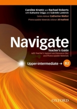 کتاب معلم Navigate Upper-Intermediate B2 Teacher's Book