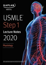 USMLE Step 1 Lecture Notes 2020: Physiology  کتاب کاپلان 2020: فیزیولوژی