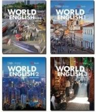 مجموعه 4 جلدی ورلد انگلیش ویرایش دوم World English 2nd