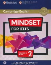کتاب معلم مایندست Teachers Book Mindset For IELTS 2