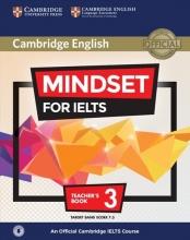 کتاب معلم مایندست Teachers Book Mindset For IELTS 3