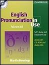 کتاب انگلیش پرنانسیشن این یوز ادونسد ویرایش قدیم English Pronunciation in Use Advanced+CD