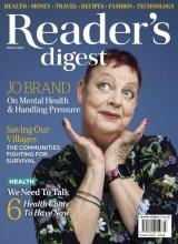 مجله ریدر دایجست Readers Digest Saving Villages March 2020
