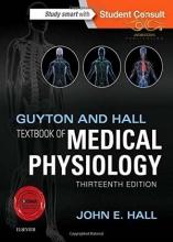 Guyton and Hall Textbook of Medical Physiology (Guyton Physiology) 13th Edition کتاب گایتون و هال کتاب فیزیولوژی پزشکی (فیزیولوژ