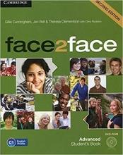 کتاب فیس تو فیس ادونسد ویرایش دوم Face 2 Face Advanced 2nd+SB+WB+DVD